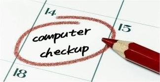 computer checkup